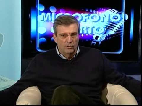 MICROFONO APERTO : CLAUDIO BURLANDO
