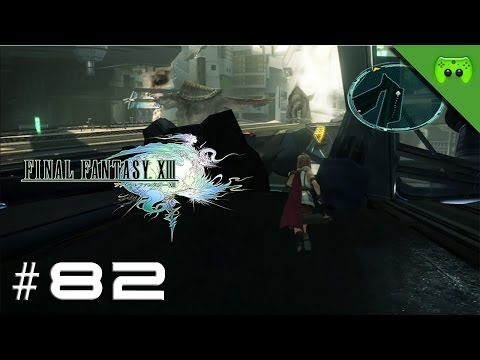 FINAL FANTASY 13 # 82 - Adaman Chelys «»  Let's Play Final Fantasy 13 | HD