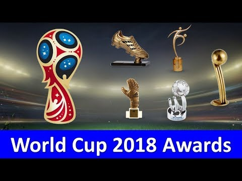 World Cup 2018 Awards | All Winner List World Cup 2018 | Golden Ball, Boot, Gloves Winner FIFA 2018