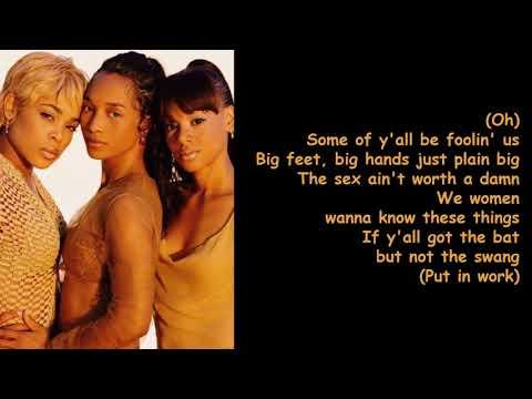 Girl Talk by TLC (Lyrics)