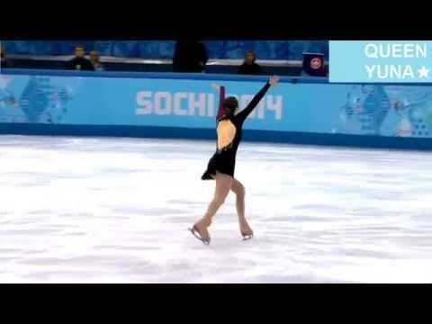 Yuna Kim FS Adios Nonino 2014 olympic sochi