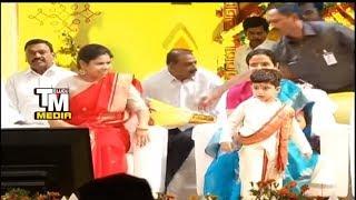 Video Akhilapriya And grandson devansh At ugadi Celebrations MP3, 3GP, MP4, WEBM, AVI, FLV Juli 2018