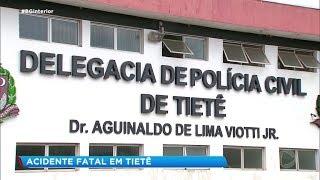 Acidente fatal em Jumirim