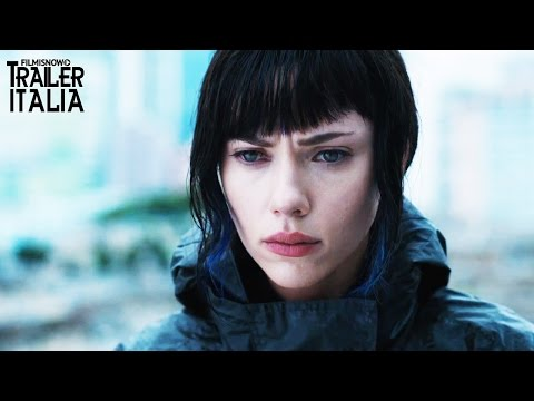 ghost in the shell - trailer ita (hd)