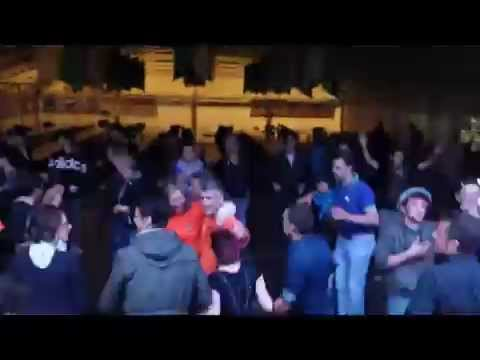Festa della birra Mezzarro 2015 (видео)