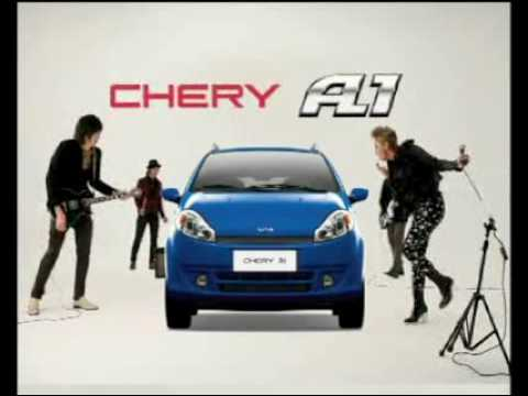 Chery A1 - TV Commercial -- Thai version!!!