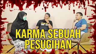 Video PARANORMAL EXPERIENCE: KARMA SEBUAH PESUGIHAN MP3, 3GP, MP4, WEBM, AVI, FLV Juli 2019