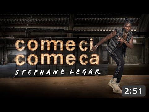 Stephane Legar - Comme Ci Comme ça (Music Video)   סטפן לגר - קומסי קומסה