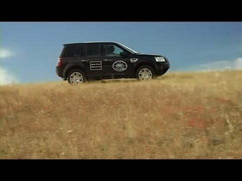 Land Rover Freelander II Тест Land Rover Freelander 2
