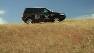 тест Land Rover Freelander 2   Www.skorost-tv.ru