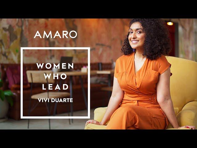 Women Who Lead | Ep. 7 - Vivi Duarte - Amaro