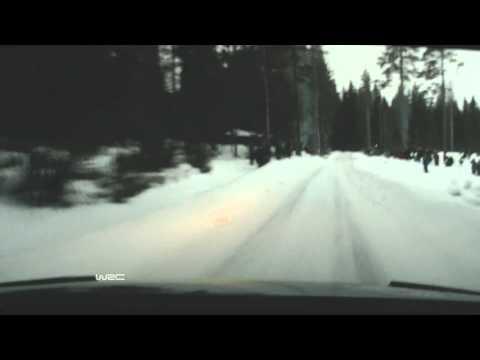 Vídeo resumen tramos 1-5 WRC Rallye Suecia 2015