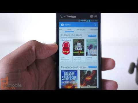 Google Play brand new design hands-on – the new Android store for apps, books, movies, and music