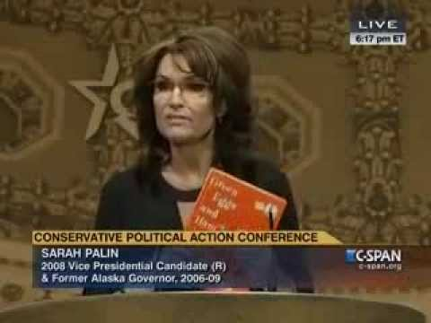 "Sarah Palin reads ""Green Eggs and Ham"" ...sort of"