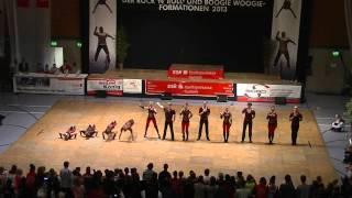 Wild Sixteen-Die wilden 16 - Deutsche Meisterschaft 2013