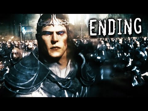 Earth - Middle Earth Shadow of Mordor Walkthrough Gameplay Part 30 includes the Final Mission: Mordor In Flames, the Ending and a Review of the Story for PS4, Xbox One, PS3, Xbox 360 and PC in 1080p.