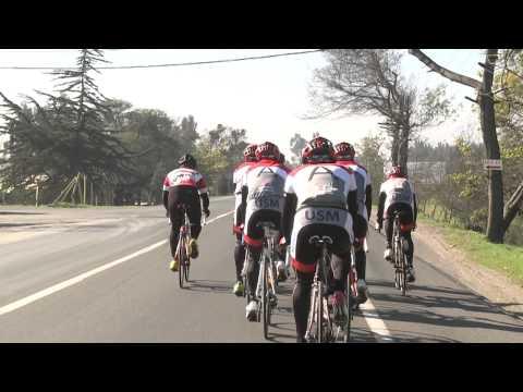 Vuelta Chile Perfiles: Team USM Skechers armándose para Vuelta Chile 2013