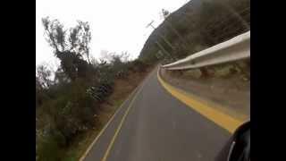 7. Aprilia Shiver 750 ABS 2012 Andes Road