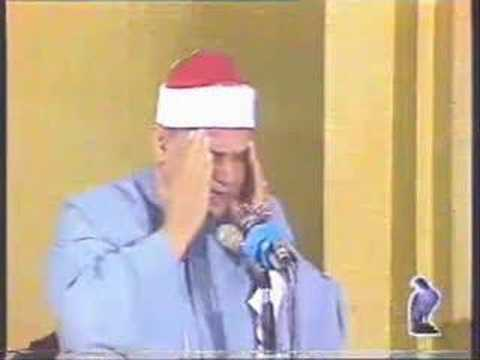 سورة الأنفال للشيخ محمود صديق المنشاوي