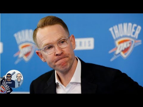 Video: OKC GM will ask himself 'what the hell was I doing?' with CP3 deal - Nick Friedell | Jalen & Jacoby