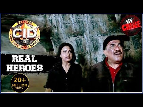 Is CID Team Trapped? - Part 3 | C.I.D | सीआईडी | Real Heroes