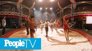 Video 'Come Alive' With The Greatest Showman: 360 Rehearsal With Hugh Jackman, Zac Efron & More | PeopleTV MP3, 3GP, MP4, WEBM, AVI, FLV Januari 2018