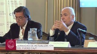 VIII Jornadas de Actualización (Fuero CAyT) del Poder Judicial de la Ciudad de Buenos Aires