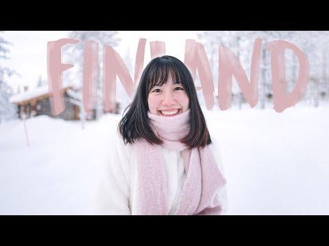 MayyR in Finland ฟินแลนด์หนาวเป็นบ้า มาๆไปล่าแสงเหนือกัน