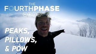 GoPro: The Fourth Phase with Travis Rice - Ep. 3 JAPAN: Peaks, Pillows & Pow