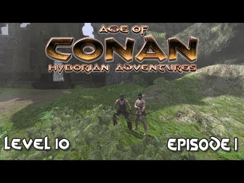 LeveL 10 – Age Of Conan Ep1