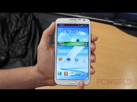 Unboxing: Samsung Galaxy Note II