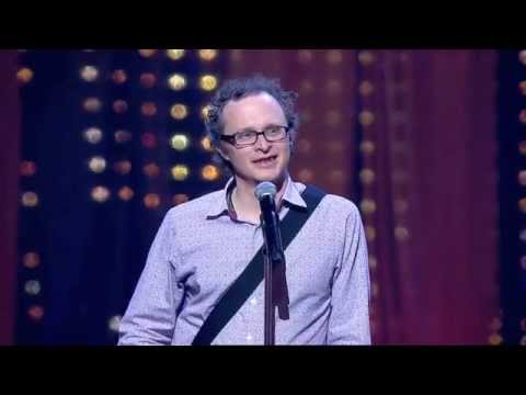 Simon Munnery Opening Night 2012