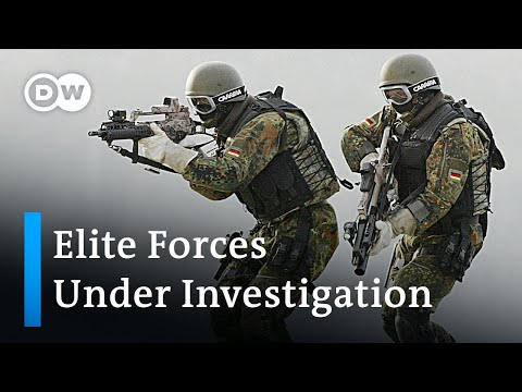 Parts of Germany's KSK elite forces to be disbanded due to extremist views | DW News