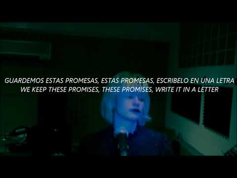Crystal Castles - Kept | Español / Lyrics | Rare Lyrics.