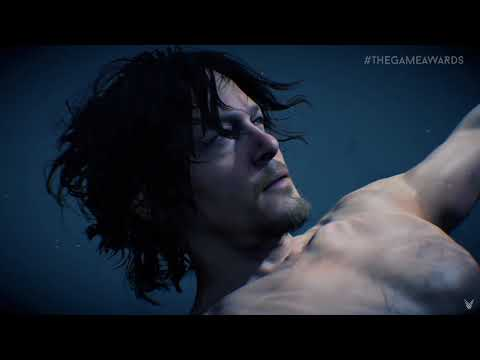 Death Stranding | The Game Awards 2017 (видео)