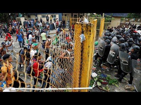 Επεισόδια στα σύνορα Γουατεμάλας – Μεξικού