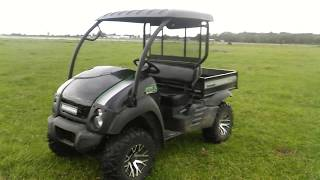 2. 10 things I hate about my 2017 Kawasaki mule 610