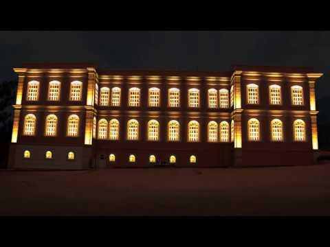 Bursa Işıklar Askeri Lisesi Aydınlatma Tasarımı - Aydınlatio   Mimari Aydınlatma Tasarımı