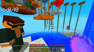 Minecraft Parkour - RELAX ISLAND #1 with Vikkstar, Bodil, BajanCanadian&Woofless