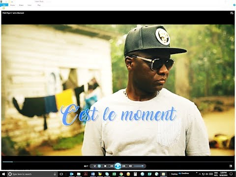 PETIT PAYS - C'EST LE MOMENT (OFFICIAL VIDEO)