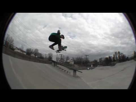 Greeneville, TN Skate Park | Mini Montage