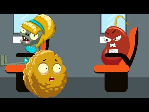Plants vs. Zombies Animation : Got the wrong train