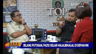 Video Dialog: Jelang Putusan, PA212 Gelar Halalbihalal MK (1) MP3, 3GP, MP4, WEBM, AVI, FLV Juni 2019