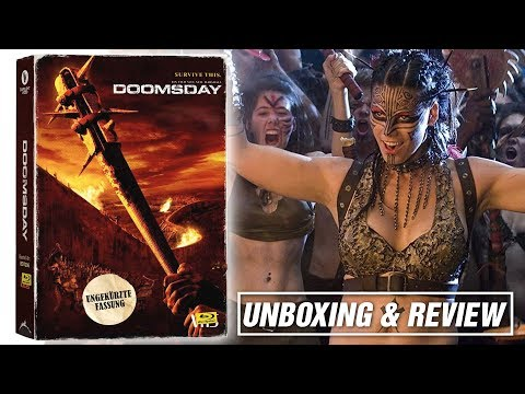 DOOMSDAY (2008) || Tag der Rache || VHS-Edition & REVIEW