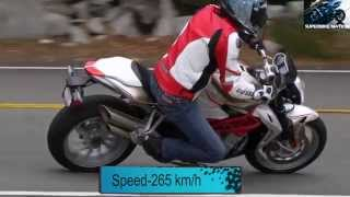 8. 2014 KTM 1290 Super Duke  R vs MV Aususta Brutale 1090 RR