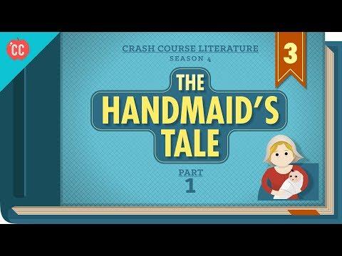 The Handmaids Tale Part 1: Crash Course Literature #403
