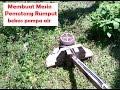Membuat mesin potong rumput sendiri ternyata mudah banget