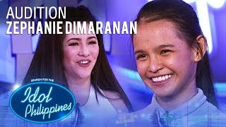 Zephanie Dimaranan - Forever's Not Enough | Idol Philippines Auditions 2019