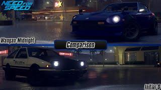 Need For Speed 2015: Wangan Midnight vs. Initial D (Fairlady 240Z vs. Sprinter AE86)
