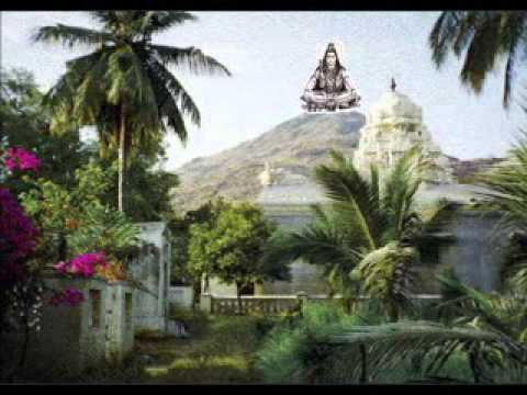 Abode of Lord Shiva and Bhagavan Sri Ramana Maharshi